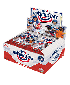 2020 MLB Baseball Opening Day Booster Box