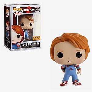 Pop! Movies Child's Play 2 Vinyl Figure Good Guy Chucky #829 Hot Topic Exclusive