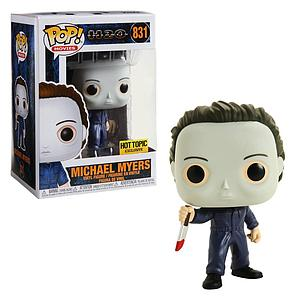 Pop! Movies Halloween H20 Vinyl Figure Michael Myers #831 Hot Topic Exclusive
