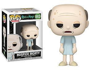 Pop! Animation Rick and Morty Vinyl Figure Hospice Morty #693