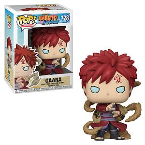 Pop! Animation Naruto Vinyl Figure Gaara #728
