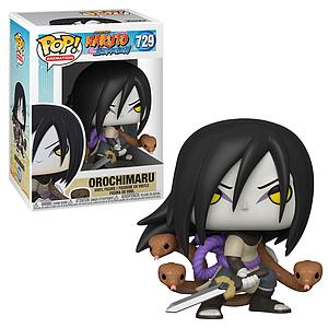 Pop! Animation Naruto Vinyl Figure Orochimaru #729