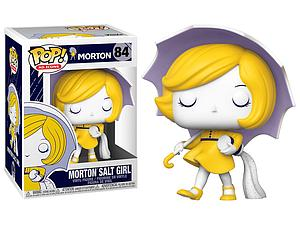 Pop! Ad Icons Morton Vinyl Figure Morton Salt Girl #84