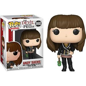 Pop! Movies The Devil Wears Prada Vinyl Figure Andy Sachs #868
