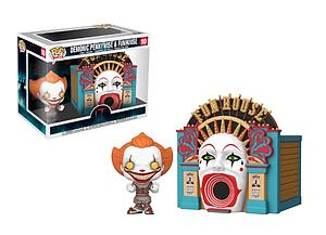 Pop! Town IT Chapter Two Vinyl Figure Demonic Pennywise & Funhouse #10