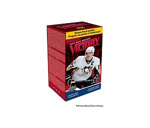 2011-12 Victory NHL Hockey Cards Blaster Box (12 Packs)