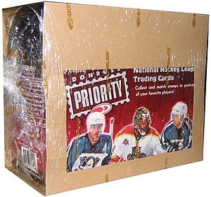 1997-98 Donruss Priority NHL Hockey Cards Box (15 Packs)