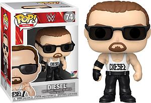 Pop! WWE Vinyl Figure Diesel