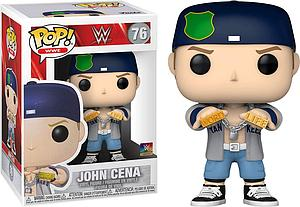 Pop! WWE Vinyl Figure John Cena (Dr. of Thuganomics) #76