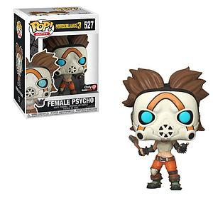 Pop! Games Borderlands 3 Vinyl Figure Female Psycho #527 GameStop Exclusive (EB Games Sticker)