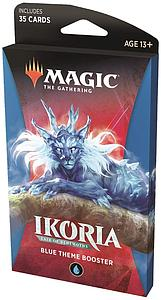 Magic the Gathering: Ikoria - Lair of Behemoths Theme Booster - Blue