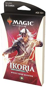 Magic the Gathering: Ikoria - Lair of Behemoths Theme Booster - White