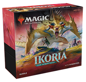 Magic the Gathering: Ikoria - Lair of Behemoths Bundle