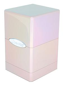 Deck Box Satin Tower: Hi-Gloss Iridescent