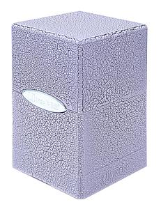 Deck Box Satin Tower: Ivory Crackle