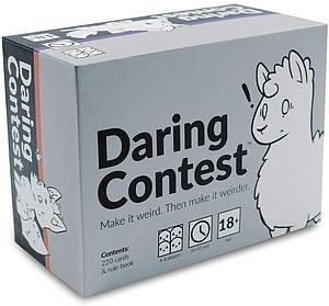 Daring Contest NSFW Edition