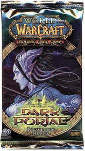 World of Warcraft Trading Card Game Dark Portal: Booster Pack