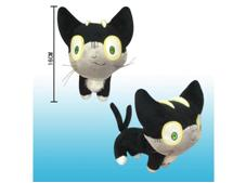"Plush Toy Blue Exorcist 7"" Kuro"