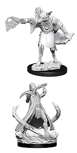 Dungeons & Dragons Nolzur's Marvelous Unpainted Miniatures: Arcanaloth and Ultraloth