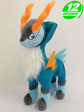 "Plush Toy Pokemon 12"" Cobalion"