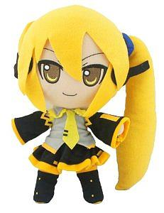 "Plush Toy Vocaloid 12"" Neru"