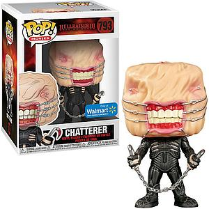 Pop! Movies Hellraiser III Vinyl Figure Chatterer #793 Walmart Exclusive