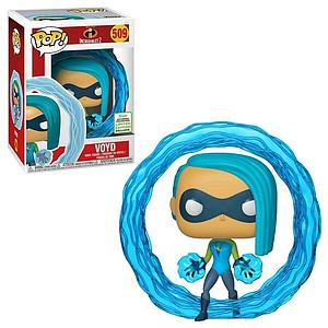 Pop! Disney Incredibles 2 Vinyl Figure Voyd #509 2019 Spring Convention Exclusive