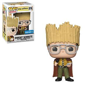 Pop! Television The Office Vinyl Figure Dwight Schrute (Hay King) #876 Walmart Exclusive