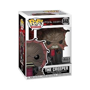 Pop! Movies Jeepers Creepers Vinyl Figure The Creeper (No Hat) #848 FYE Exclusive