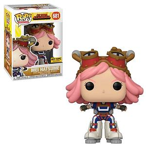 Pop! Animation My Hero Academia Vinyl Figure Mei Hatsume #681 Hot Topic Exclusive