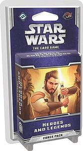 Star Wars: The Card Game - Heroes and Legends
