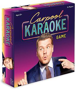 Carpool Karaoke Game