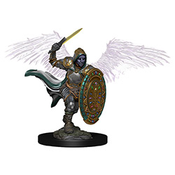 Dungeons & Dragons Icons of the Realms Premium Miniatures: Aasimar Paladin (Male)