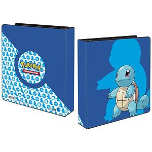 "Pokemon 2"" Binder: Squirtle"