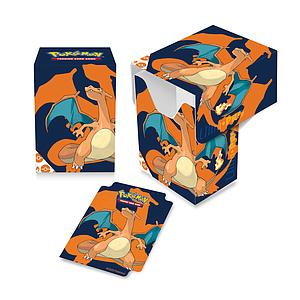 Pokemon Deck Box: Charizard