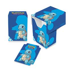 Pokemon Deck Box: Squirtle