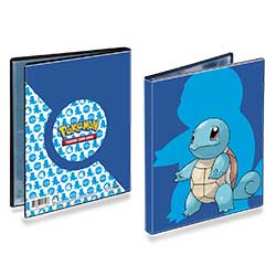 Pokemon 4-Pocket Portfolio: Squirtle
