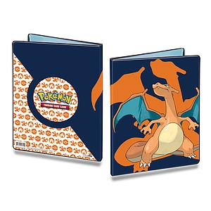 Pokemon 9-Pocket Portfolio: Charizard