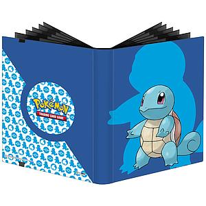 Pokemon 9-Pocket Pro-Binder: Squirtle