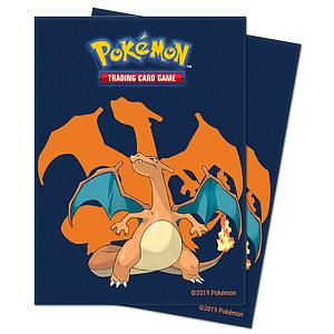 Pokemon Charizard Standard Card Sleeves (66mm x 91mm)
