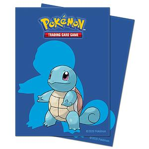 Pokemon Squirtle Standard Card Sleeves (66mm x 91mm)