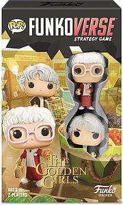 Pop! Funkoverse Strategy Game Golden Girls 101 2-Pack