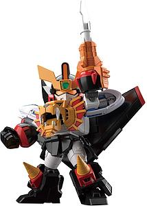 The King of Brave SD Cross Silhouette Model Kit: #05 Gaogaigar