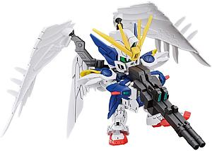 Gundam SD Gundam Cross Silhouette Model Kit: #13 Wing Gundam Zero EW