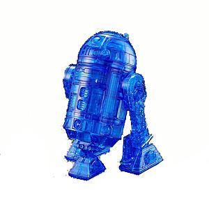 Star Wars 1/12 Scale Model Kit: R2-D2 (Hologram Ver.)