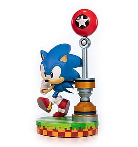Sonic the Hedgehog: Green Hill Zone Statue