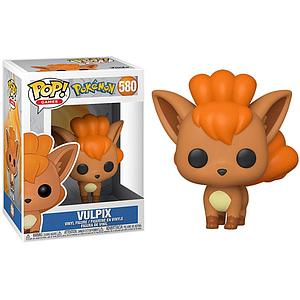 Pop! Games Pokemon Vinyl Figure Vulpix #580