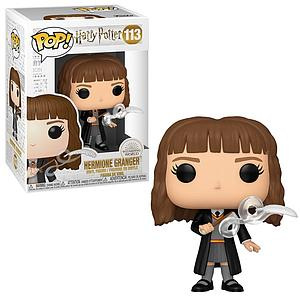 Pop! Harry Potter Vinyl Figure Hermione with Feather