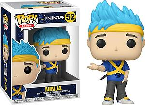 Pop! Icons Ninja Vinyl Figure Ninja #52