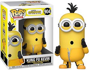 Pop! Movies Minions: The Rise of Gru Vinyl Figure Kung Fu Kevin #904